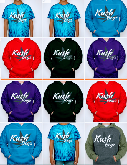 Kushboyz Sweaters