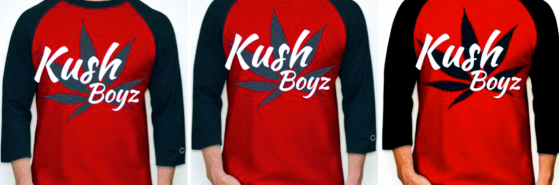 Kushboyz Thhree Quater Cut Off