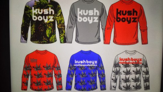 kushboyz Long Sleeves